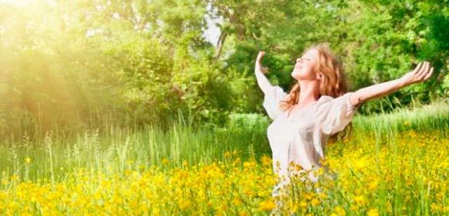 como atraer energia positiva buena suerte