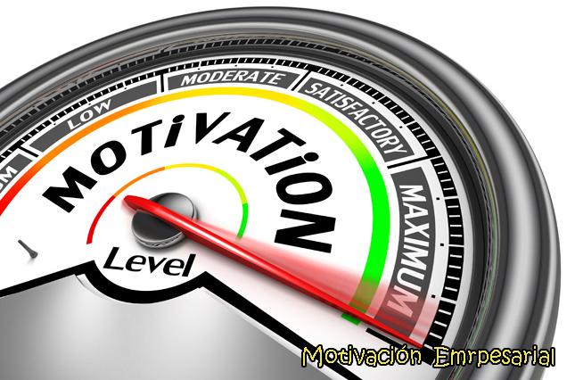 La motivación dentro de la empresa
