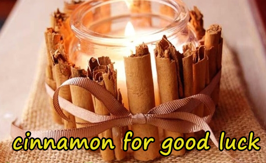 cinnamon-for-good-luck