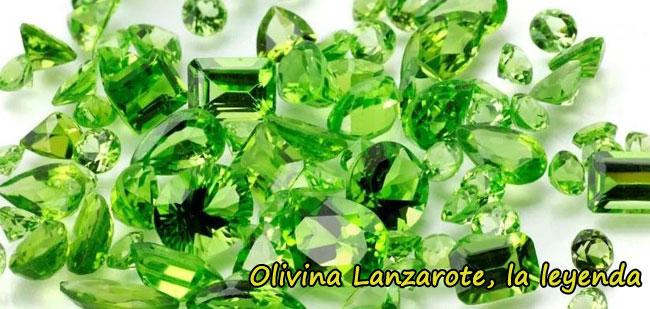 la leyenda de la olivina lanzarote