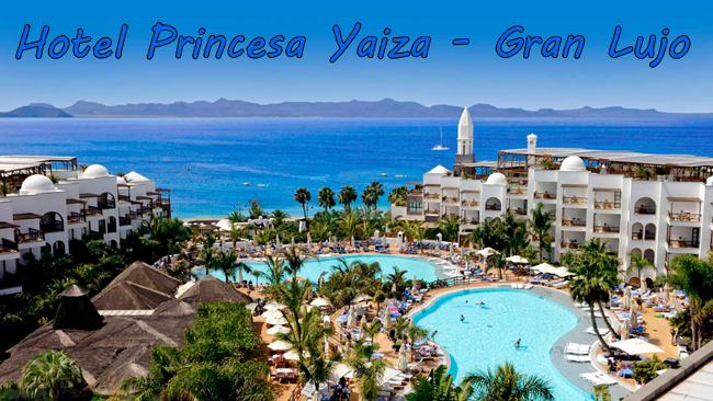 hotel princesa yaiza resort